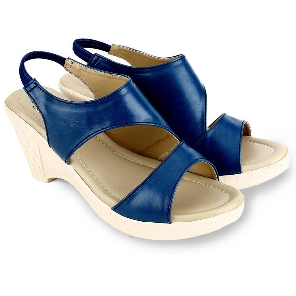 Senorita Women BLUE Wedges
