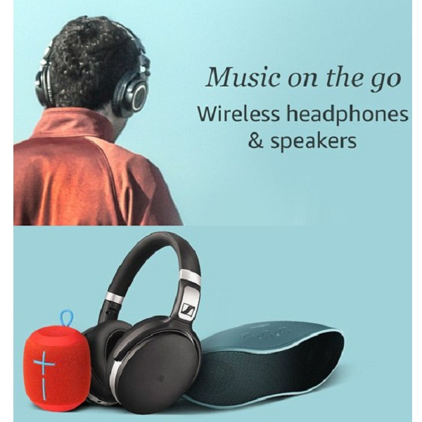 Wireless Audio top brands at low prices