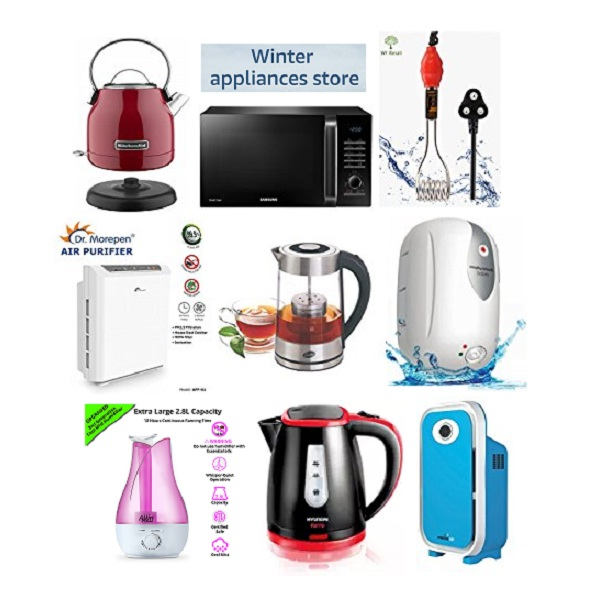 Top deals on Winter Appliances store