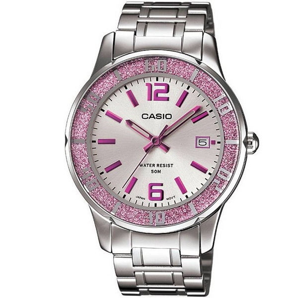 Casio A809 Enticer Ladies Watch