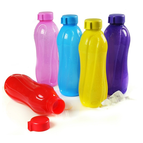 Cello Aqua Cool Polypropylene Bottles Set Of 5