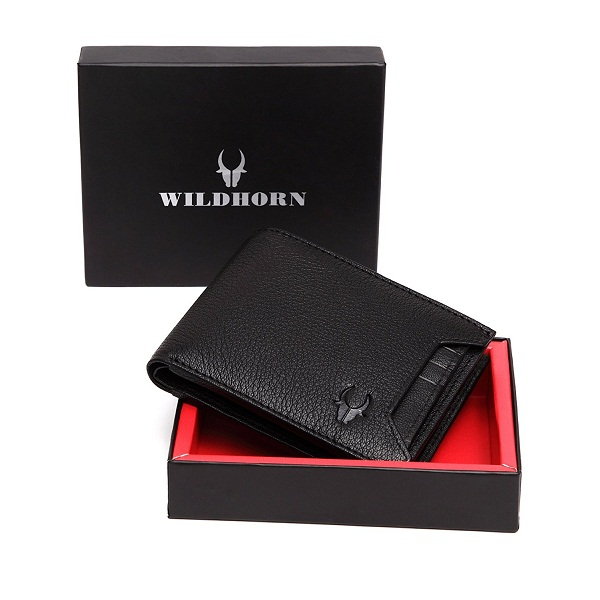Wildhorn Genuine Leather Wallet