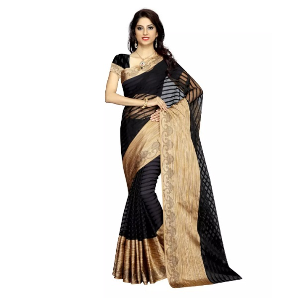 Satrani Silk Festive Wear Saree