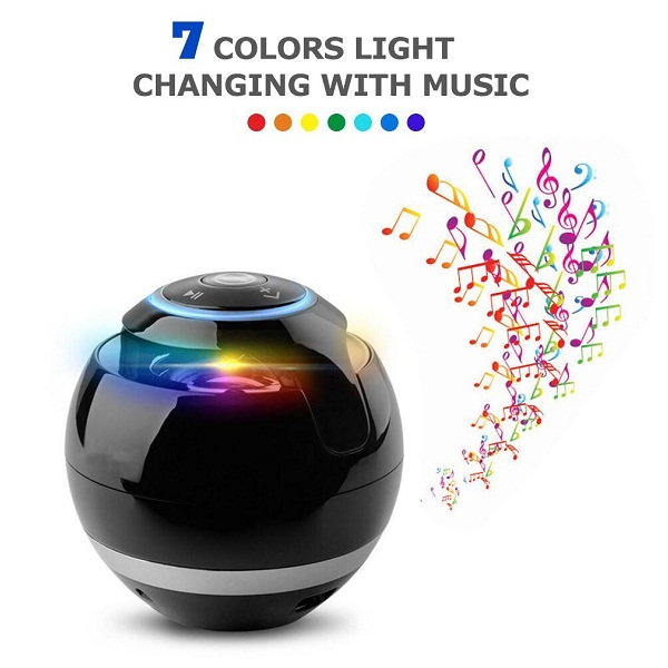 Magic Ball BOOMER VIVI Wireless Bluetooth Speakers