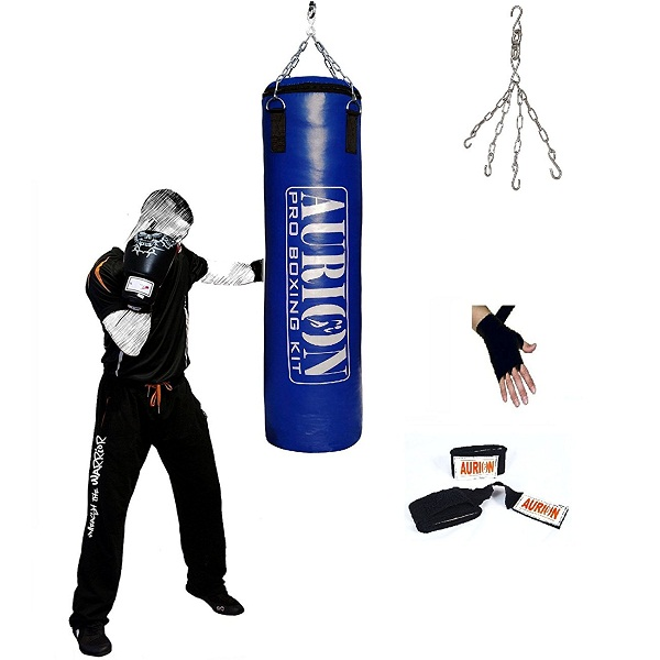 Aurion Synthetic Leather Punching Bag