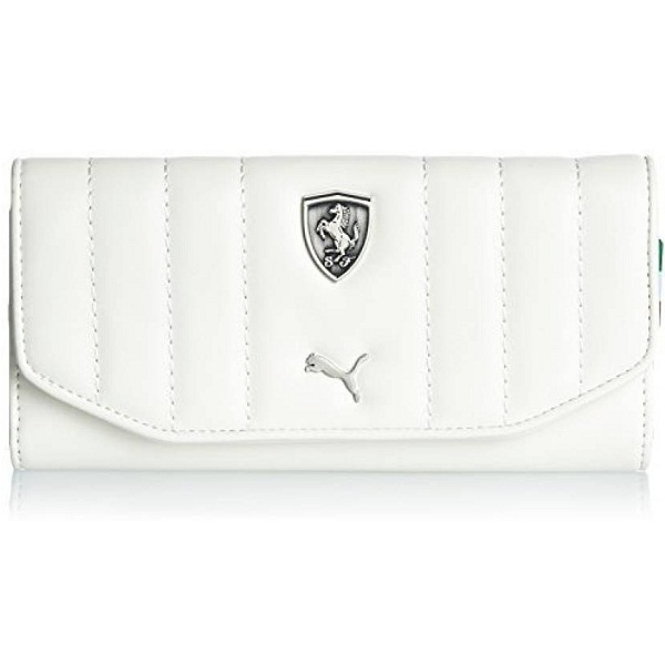 Puma Women Casual White Clutch