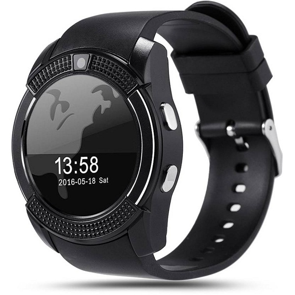 Noise Turbo Black Smartwatch