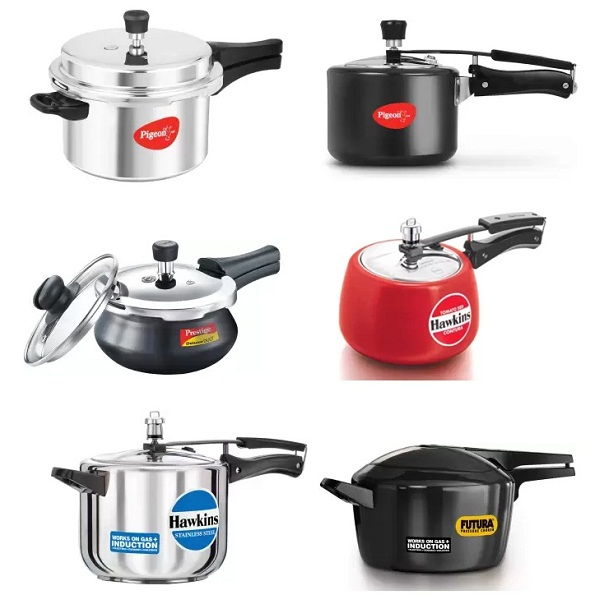 Pressure Cookers And Pans