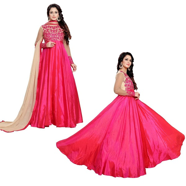 Ethnic Yard Anarkali Gown