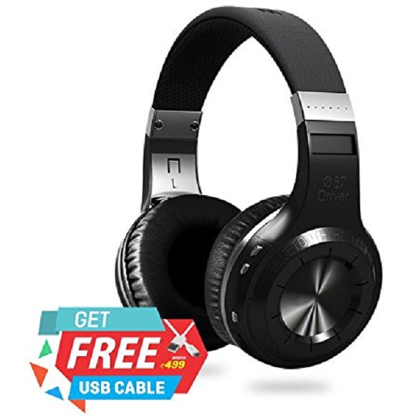 Tessco Bluetooth Stereo Headphone with FREE USB Cable
