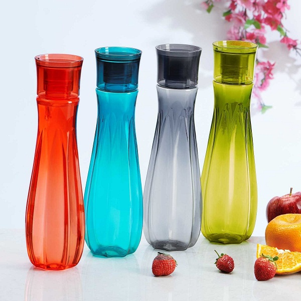Steelo Floret Water Bottle 1000ml Set of 4