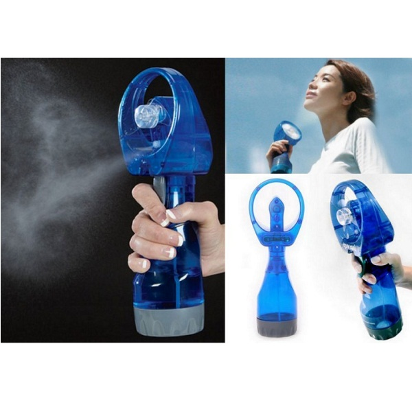 Velkro Portable Water Mist Spray Fan Air Cooler Conditioner