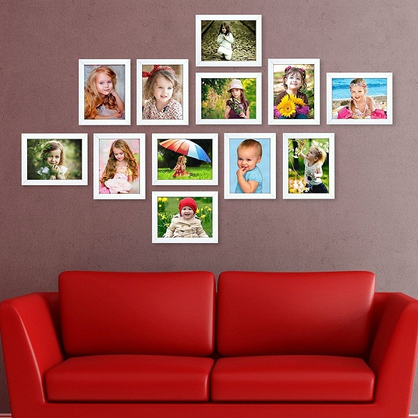 Printelligent Photo Frames Set Of 12