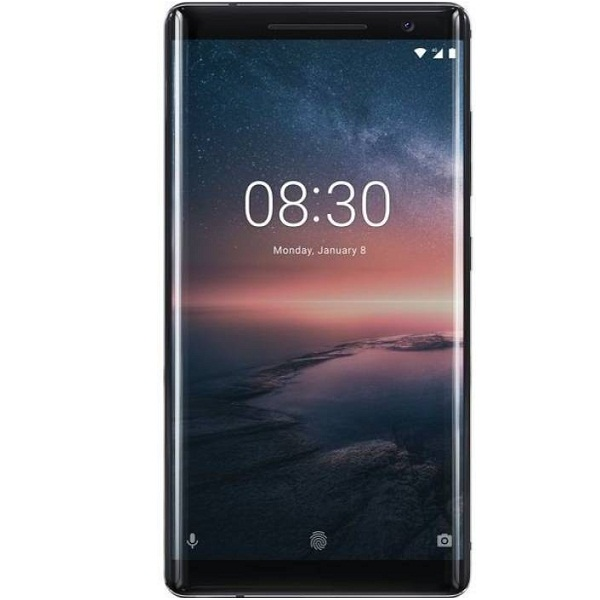 Nokia 8 Sirocco Black 128 GB