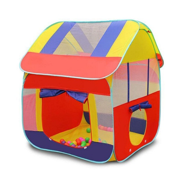 Toyshine Foldable Play Tent House For Kids