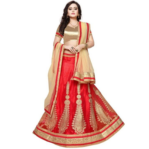 Manvaa Embroidered Lehenga Choli