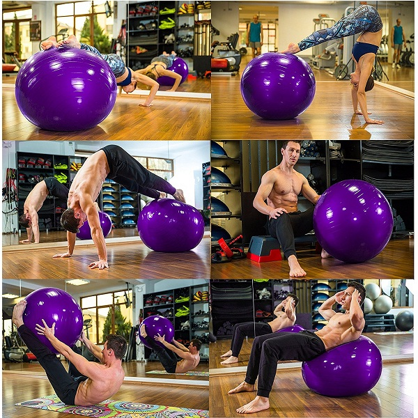75 cm Yoga Fitness Pilates Ball