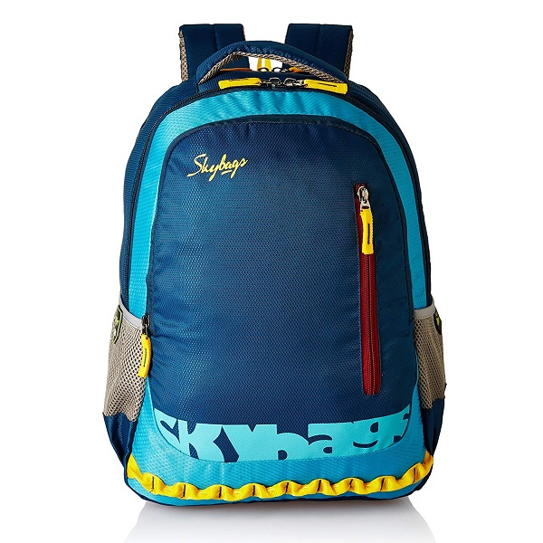 Skybags Blue Laptop Backpack