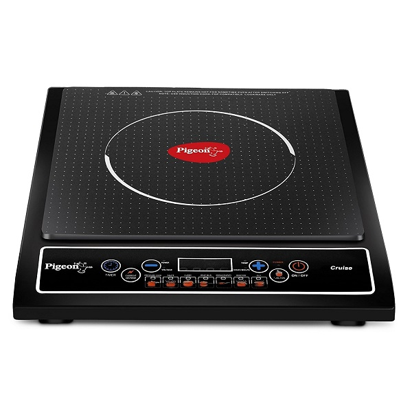 Pigeon by Stovekraft Cruise 1800 Watt Induction Cooktop