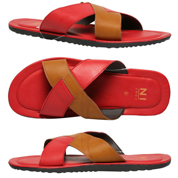 FOOTIN Mens Chappals
