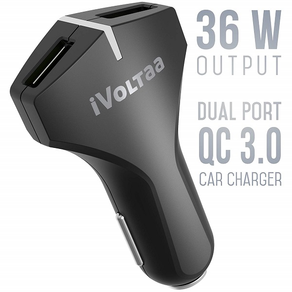 iVoltaa Car Charger