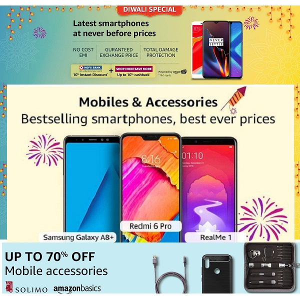 Diwali Special Offers On Mobile Phones