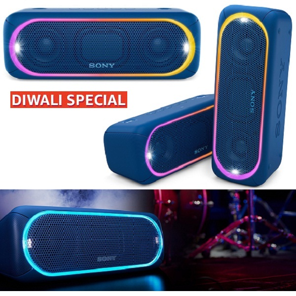 Sony Portable Bluetooth Speakers
