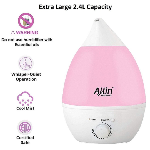 Allin Exporters Ultrasonic Humidifier and Purifier