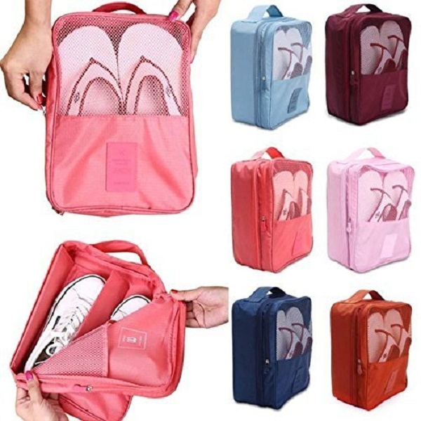 Angel Bear Waterproof Travelling Shoes Storage Bag