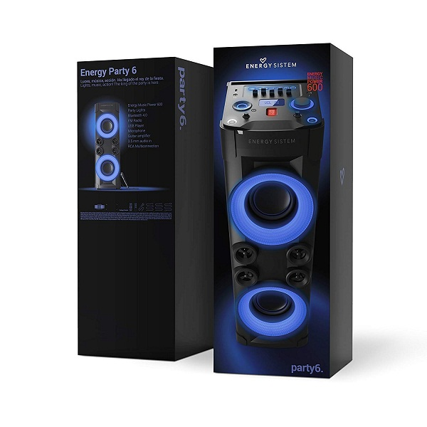 Energy Sistem Party 6 Bluetooth 240 W