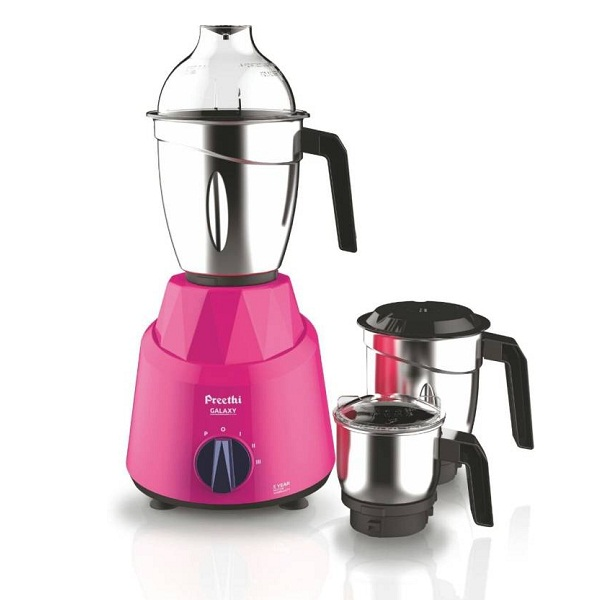 Preethi Galaxy MG 225 750 W Mixer Grinder