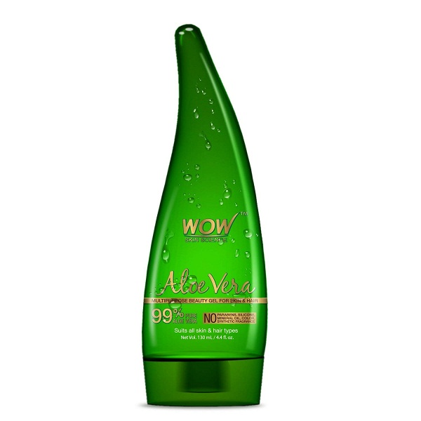 WOW Aloe Vera Multipurpose Beauty Gel