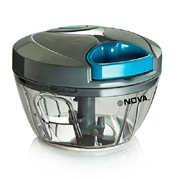 Nova Quick Cut Small Plastic Handy Chopper