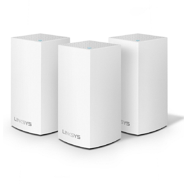 Linksys Pack of 3 Dual Band Whole Home WiFi