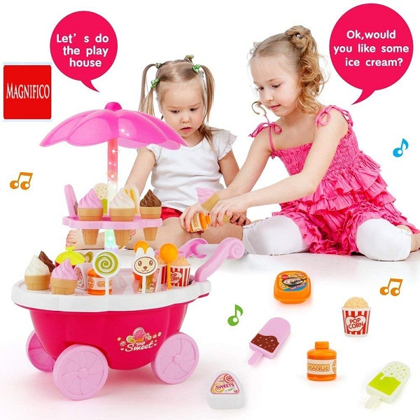 Sweet Super Mini Market Kitchen Set Toy for Kids