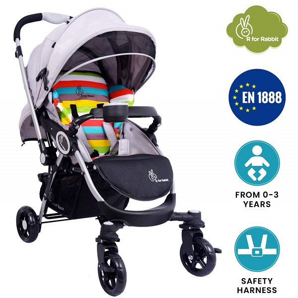 R for Rabbit Chocolate Ride The Designer Stroller