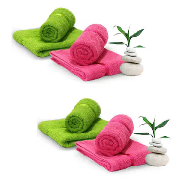 Story Home 4 Pcs Hand Towels