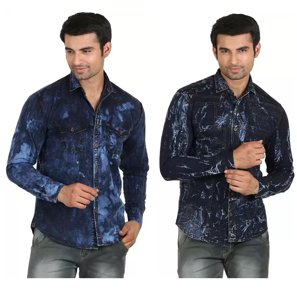 Caddy Cark Casual and Party Wear Shirts