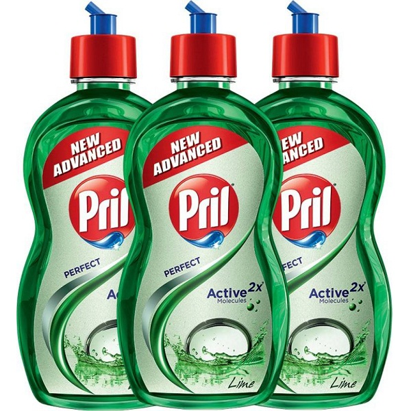 Pril Dish Cleaning Gel combo