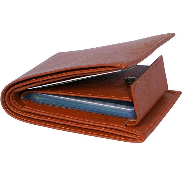 Men Casual Leather Wallet
