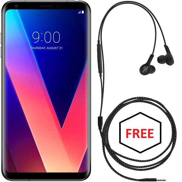 LG V30 Plus With Free Earphones