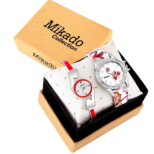 Mikado Combo watches for Girls And Women