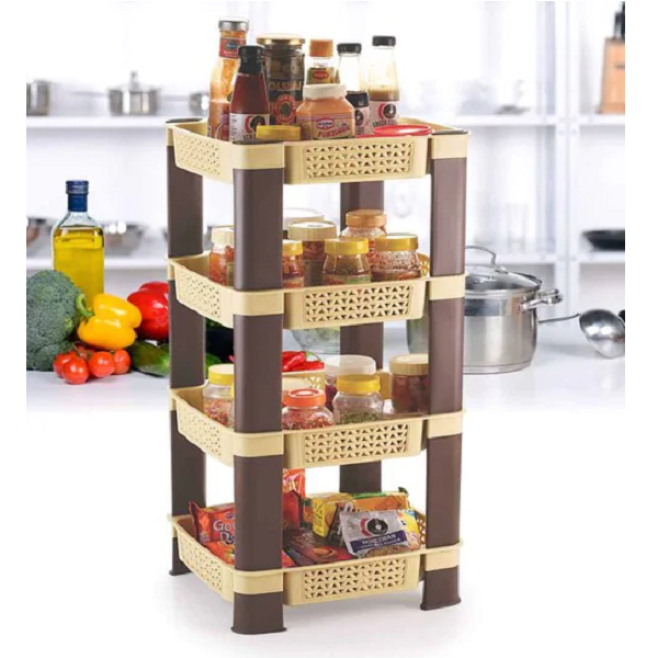 Selvel Home Beautiful Kitchen Rack