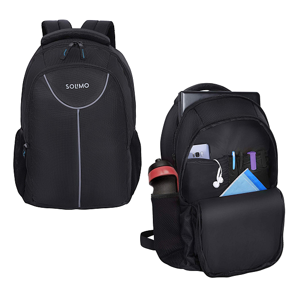 Solimo 27 litres Laptop Backpack