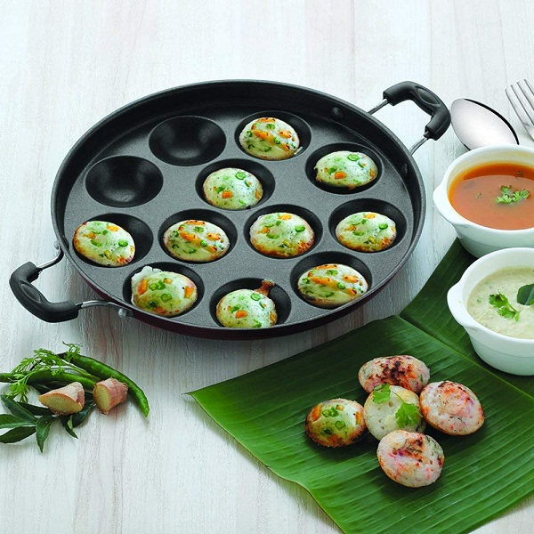 Royal Non Stick 12 Cavity Appam Patra
