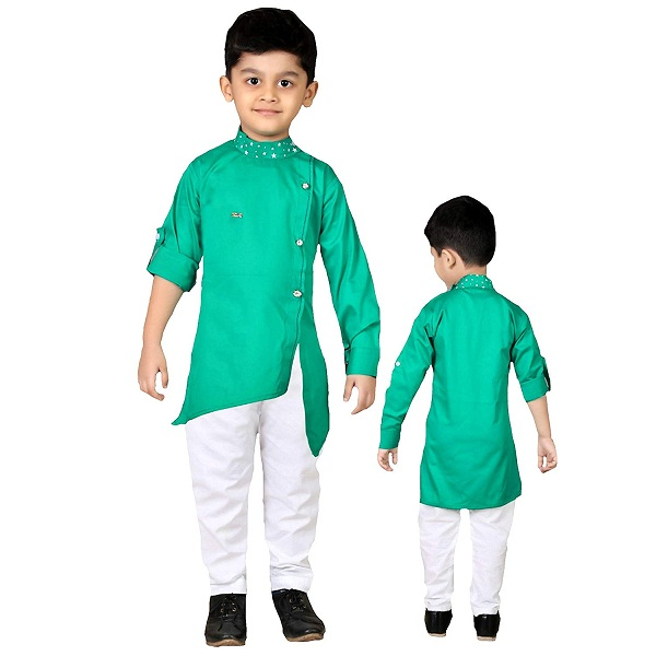 Kashvi Boys Lastest model Kurta pyjama