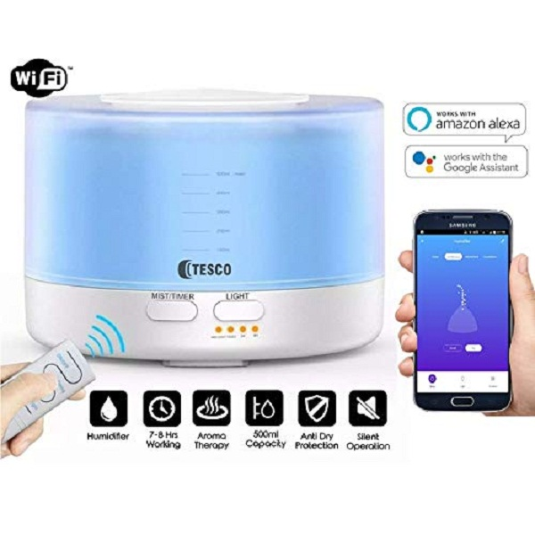Tesco Cloud Mist 2 Smart WiFi Humidifier