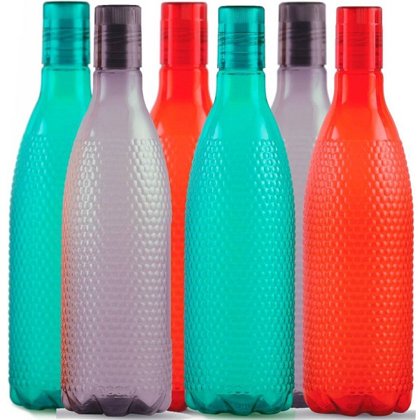 Flipkart SmartBuy HoneyComb Set of 6 1000ml Bottle
