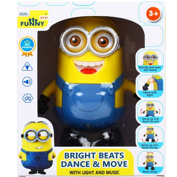 TANVI INTERNATIONAL SINGING AND DANCING MINION