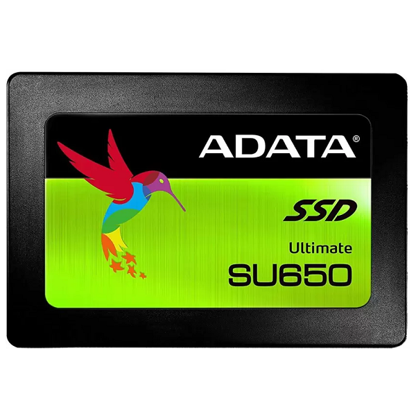 ADATA SU650 480GB Internal Solid State Drive